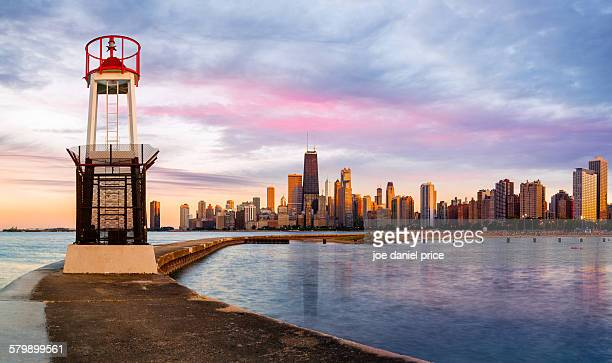 north beach avenue - north avenue beach stock pictures, royalty-free photos & images