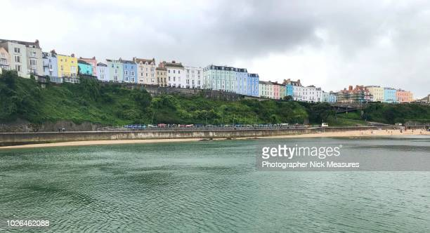 North Beach Tenby Wales