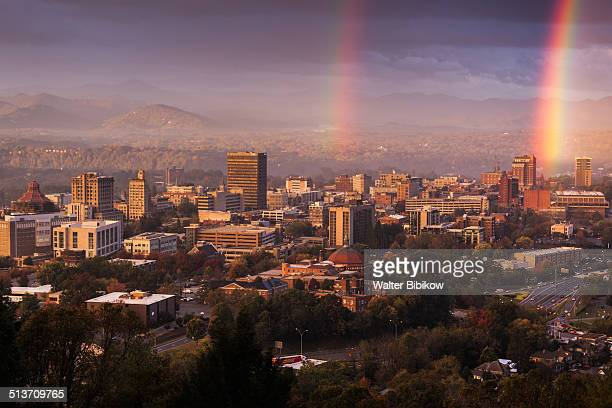 usa, north carolina, asheville - asheville stock pictures, royalty-free photos & images