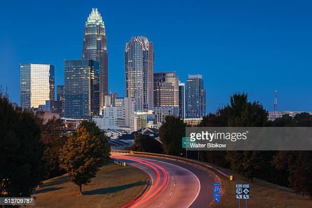 USA, North Carolina, Charlotte