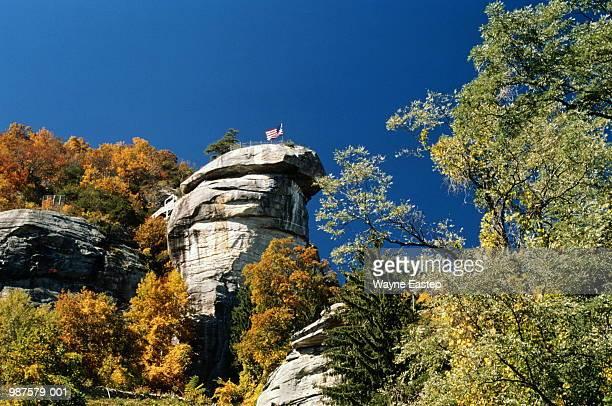 USA, North Carolina, Chimney Rock