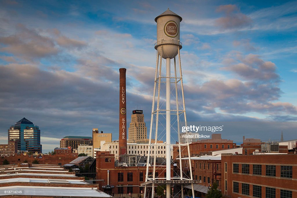 USA, North Carolina, Durham : Stock Photo
