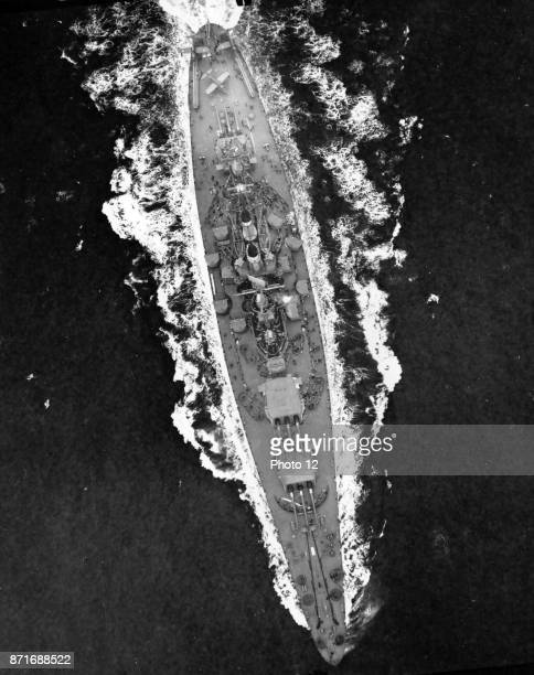 USS North Carolina off the US east coast 1942 USS North Carolina was the lead ship of North Carolinaclass battleships and the fourth warship in the...