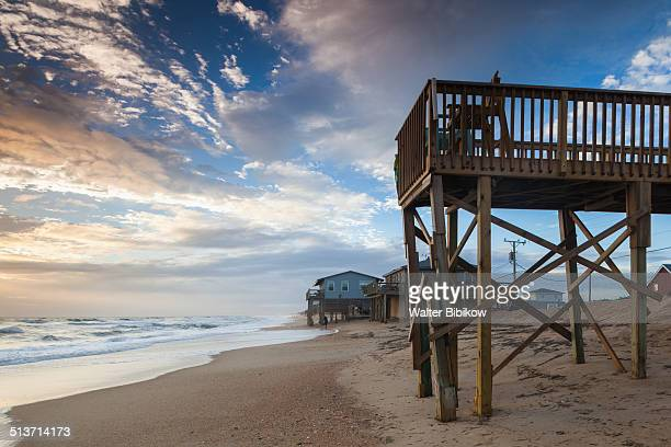 usa, north carolina, outer banks - outer banks stock pictures, royalty-free photos & images