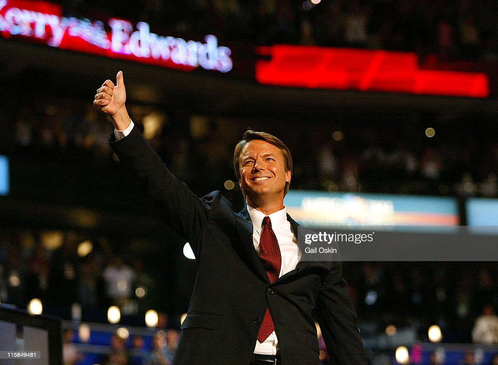 2004 Democratic National Convention in Boston - Day 3