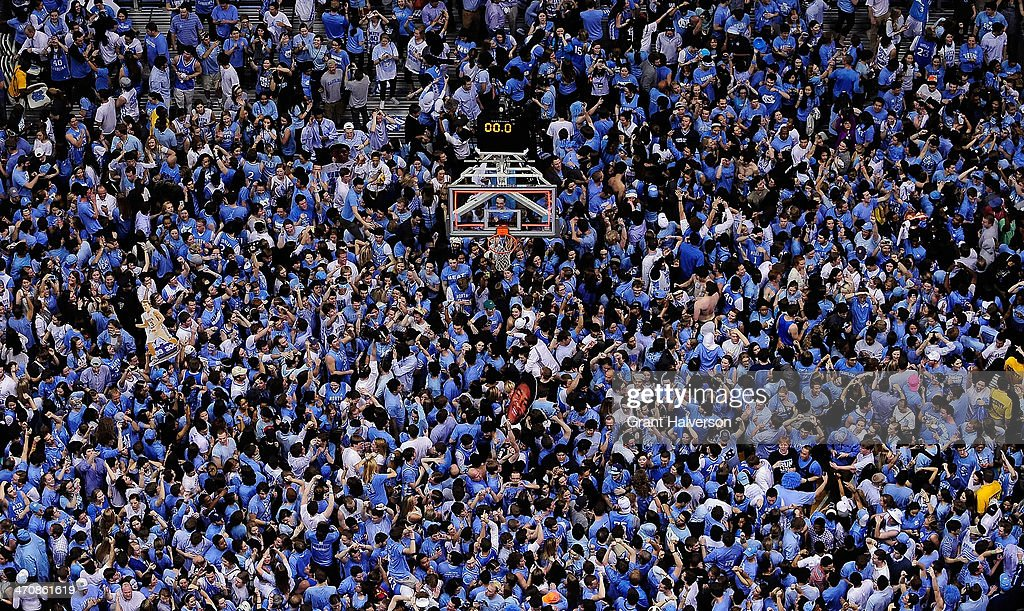 Duke v North Carolina : News Photo
