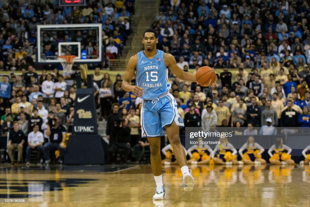 COLLEGE BASKETBALL: JAN 05 North Carolina at Pitt : News Photo