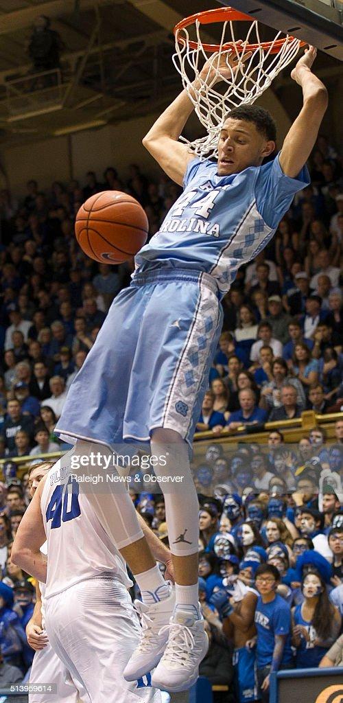 Justin Jackson Unc Basketball 2016