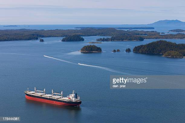 north coast, british columbia - north stock pictures, royalty-free photos & images