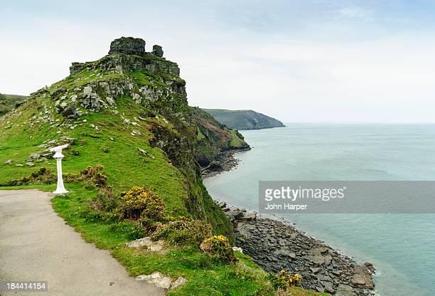 North Devon Coastline, Devon, UK