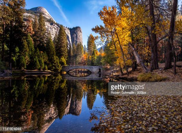 north dome - mirror lake stock pictures, royalty-free photos & images