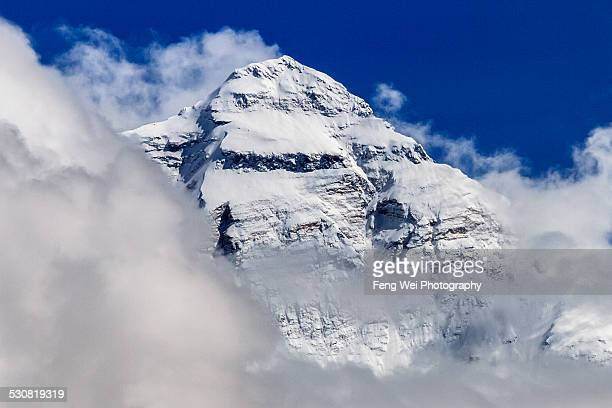 North Face, Mount Everest, Tibet, China