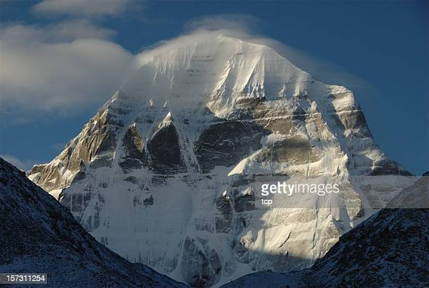 North Face of Mount Kailash (Gang Rinpoche, Tibet)