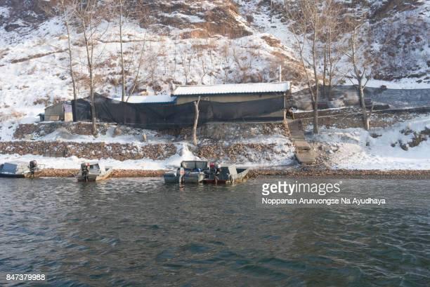 North Korea, Sinuiju