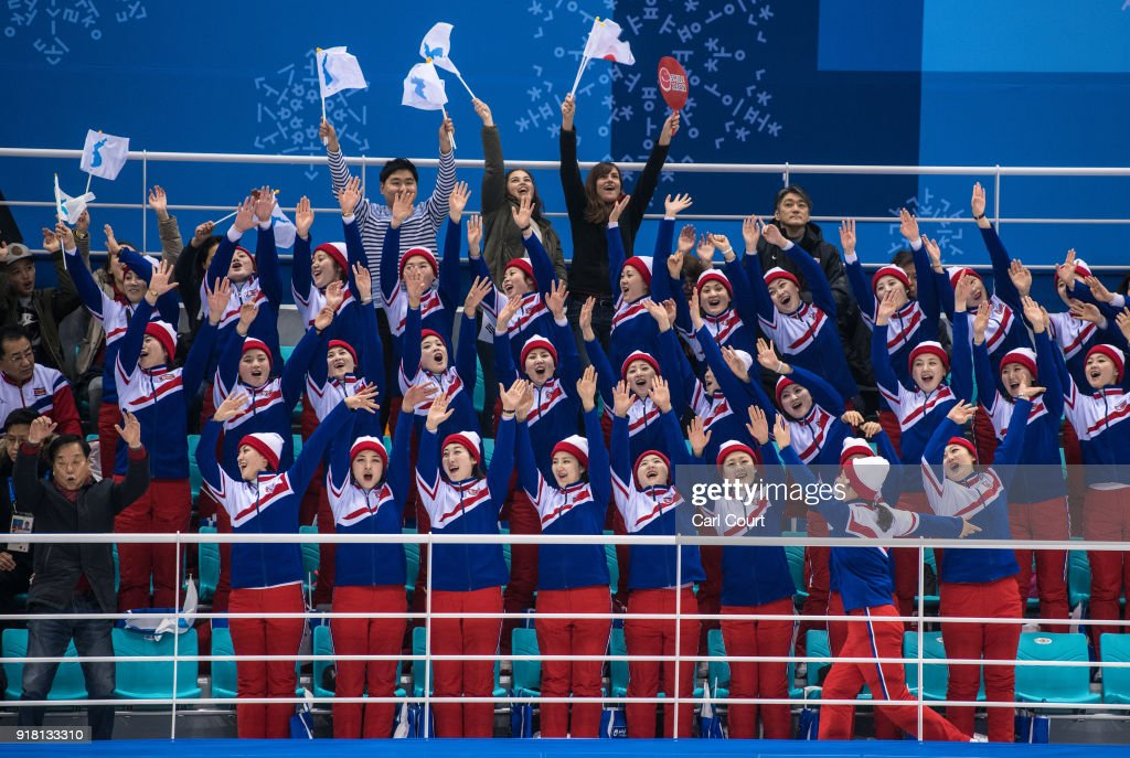 Around the Games: Day 5 - Winter Olympic Games : News Photo