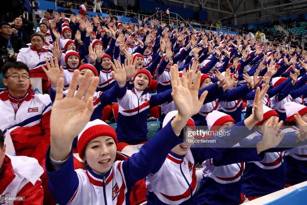 Ice Hockey - Winter Olympics Day 6 - Czech Republic v Republic Of Korea : News Photo