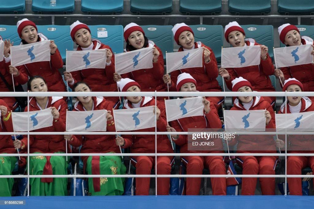 OLY-2018-PYEONGCHANG-SWI-KOR : News Photo
