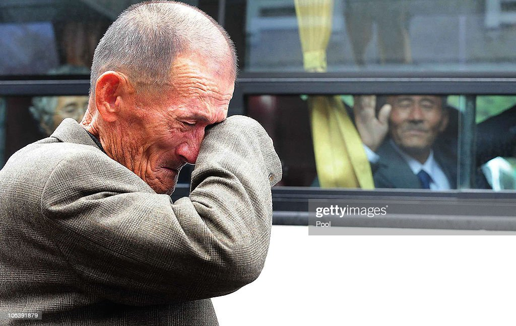 North And South Korea Hold Family Reunion : News Photo