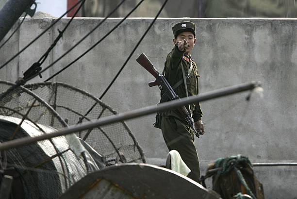 Sinuiju, North Korea