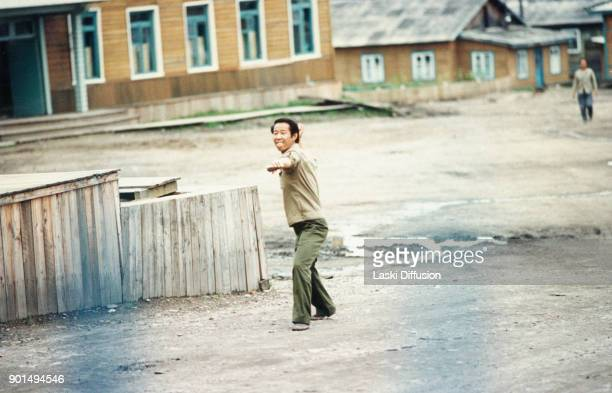 ZIMOVYE RUSSIA North Korea's gulag in Siberia Khabarovsk Territory Chegdomynsky District Zimovye 2001