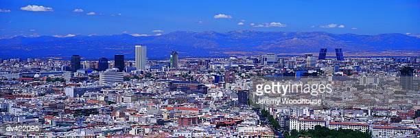 North Madrid, Spain