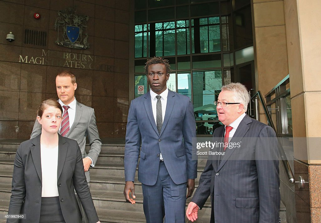 Majak Daw Appears In Court