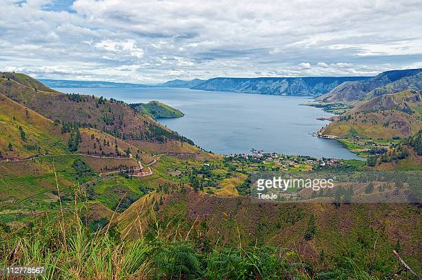 North of Lake Toba
