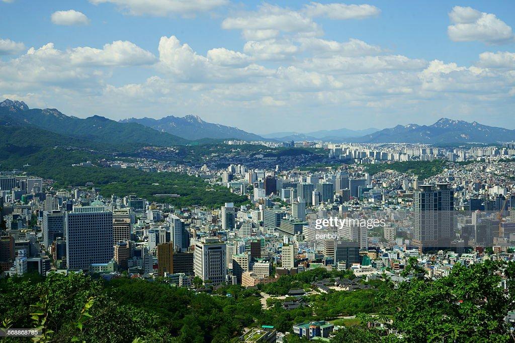 North of Seoul : Stock Photo
