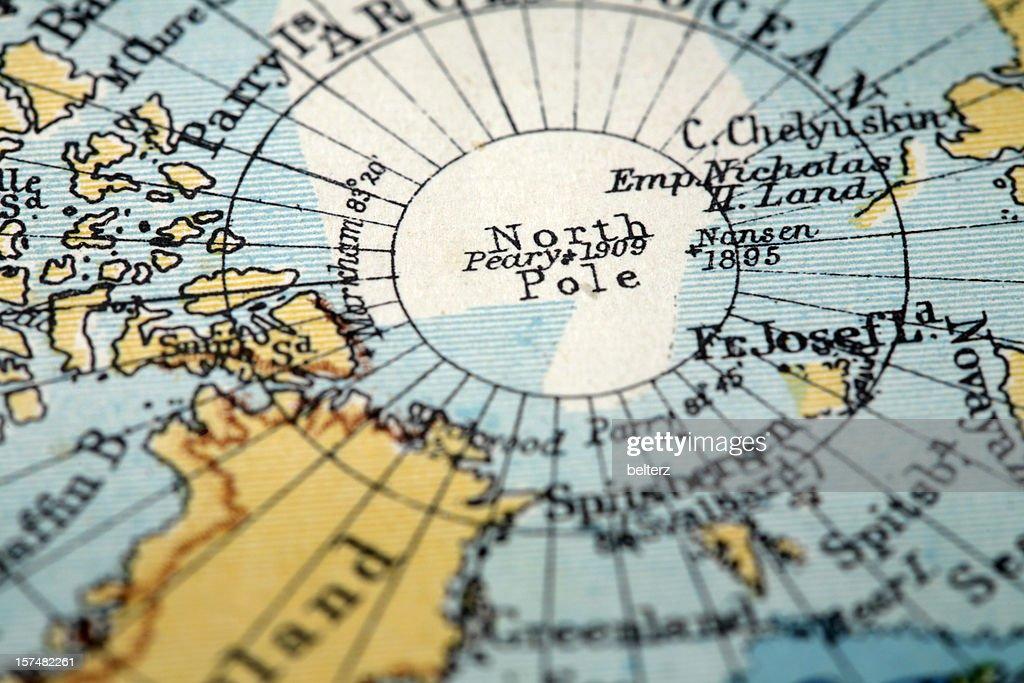 ノース極 : ストックフォト