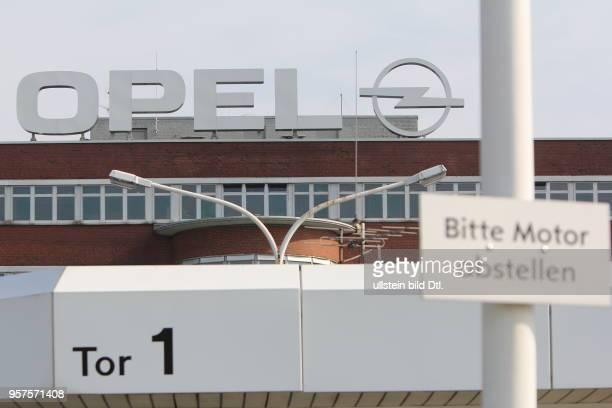 opel factory bochum
