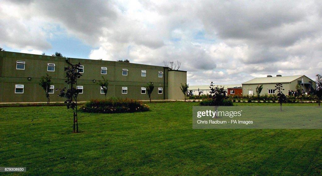 North Sea Camp Open Prison : News Photo