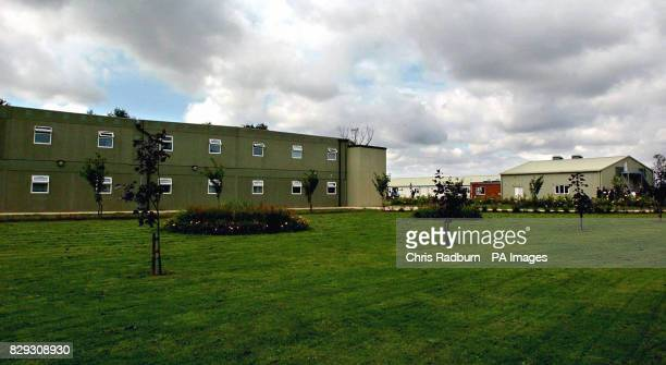 North Sea Camp open prison in Boston Lincolnshire A report on the prison by Her Majesty's Inspector of Prisons is due to be published claiming...