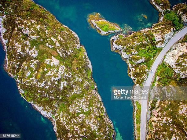 North Sea Islets