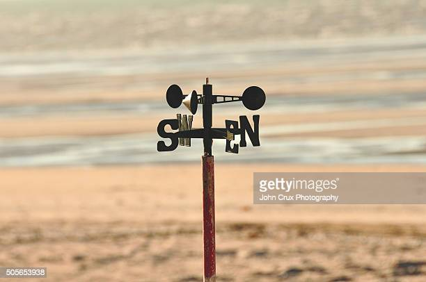 North south east west signpost