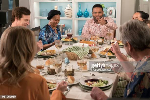 ISH 'North Star' When both Dre and Bow's families show up for Easter they have to learn to love each other's different cuisines Meanwhile Junior...