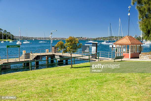 north sydney ferry terminal - north stock pictures, royalty-free photos & images