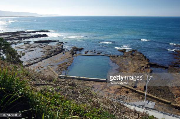 north wollongong rock pool (also known as wollongong men's baths