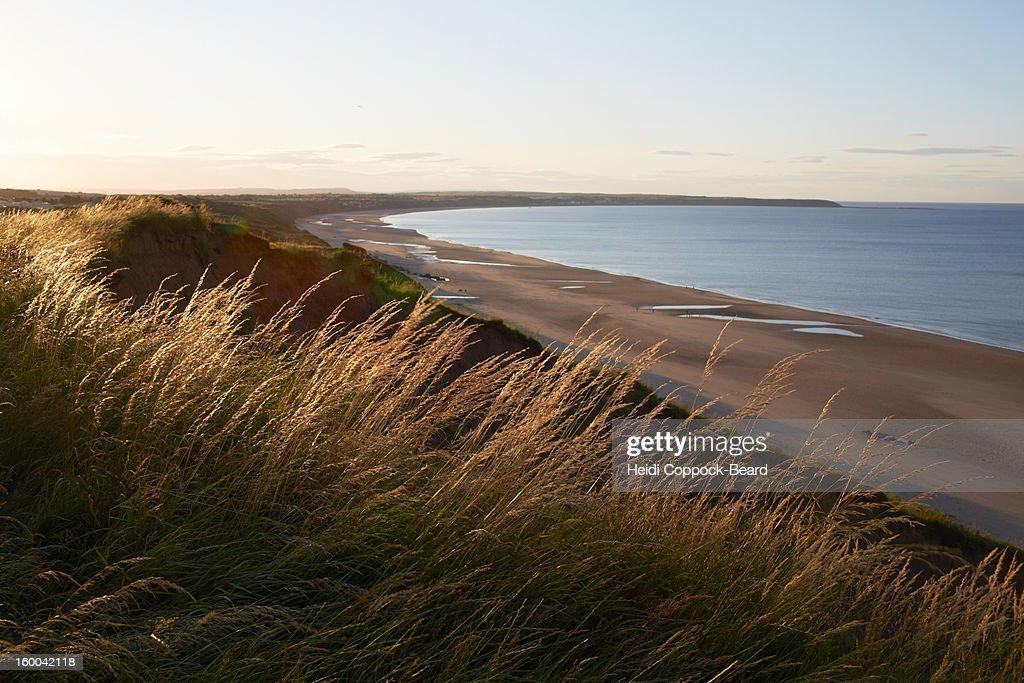 North Yorkshire Coastline : ストックフォト