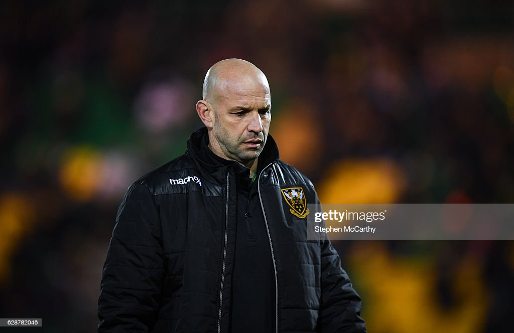 Northampton Saints v Leinster - European Rugby Champions Cup Pool 4 Round 3 : News Photo