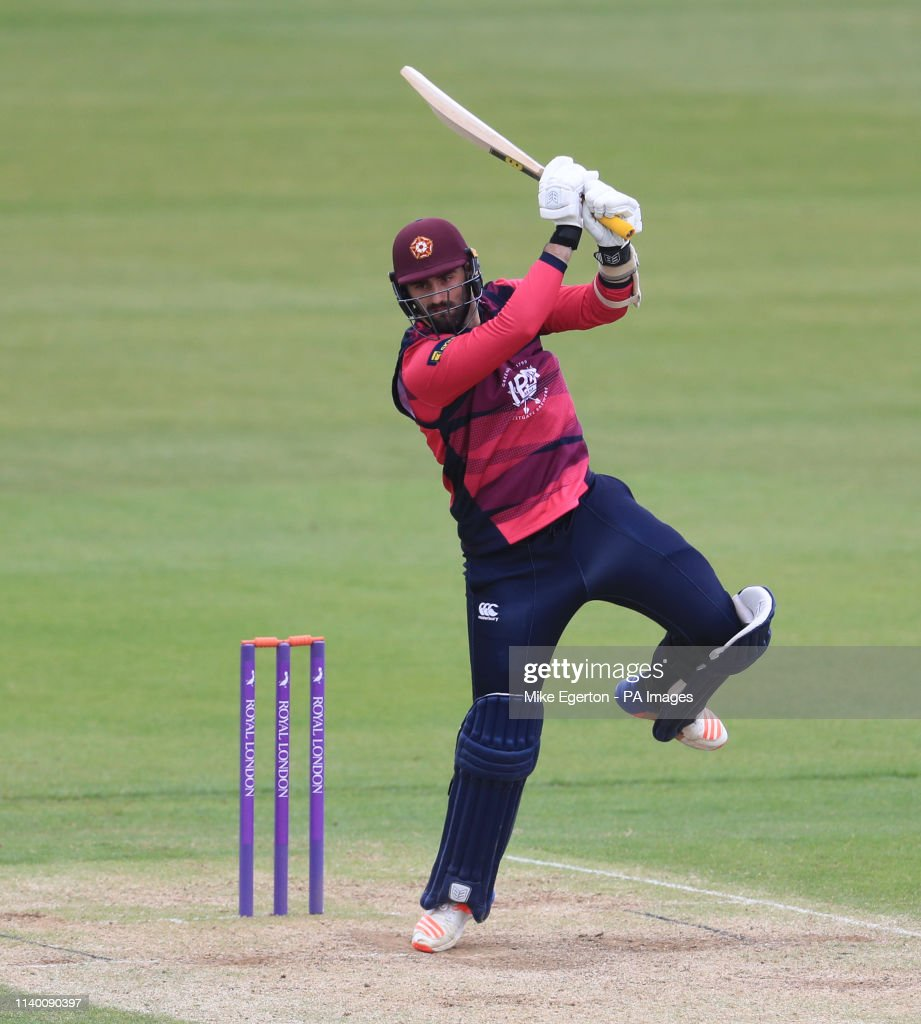 Northamptonshire v Pakistan - Tour Match - County Ground : News Photo