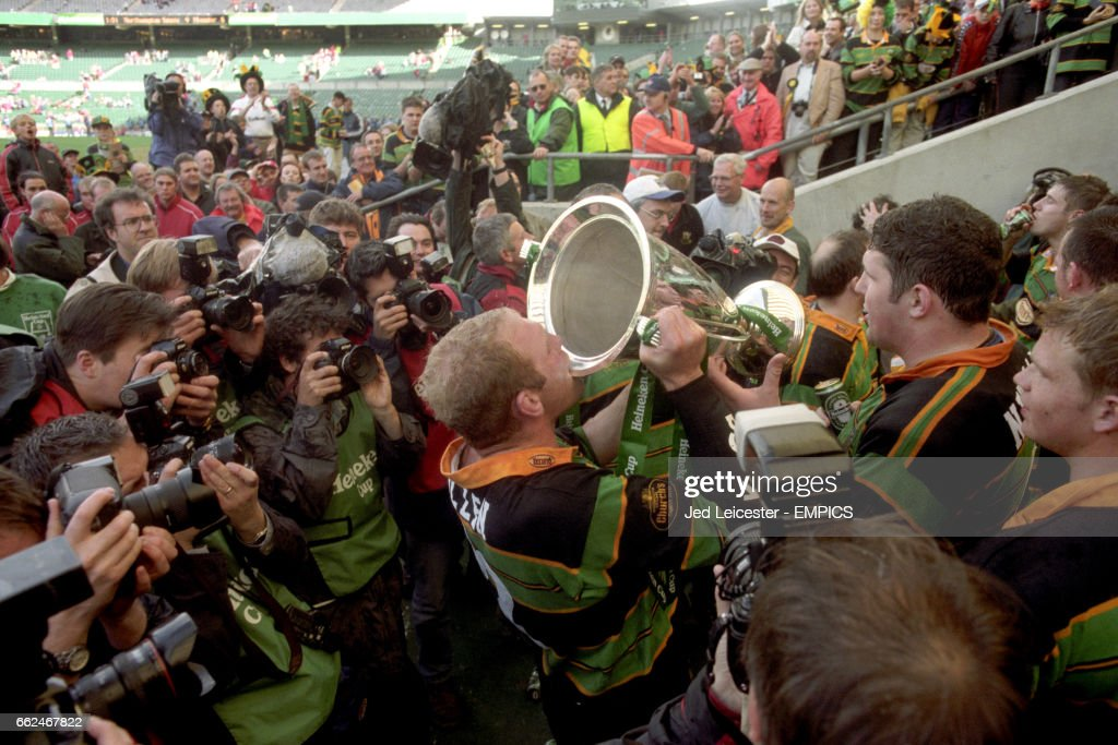 Rugby Union - Heineken European Cup - Final - Northampton v Munster - Twickenham : News Photo