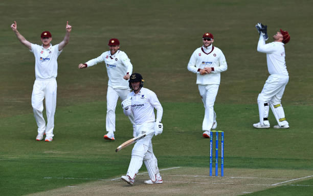 GBR: Northamptonshire v Sussex - LV= Insurance County Championship