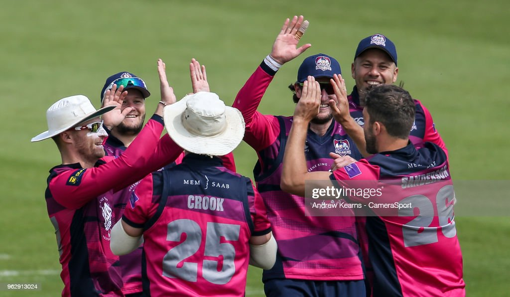 Northamptonshire v Durham - Royal London One-Day Cup