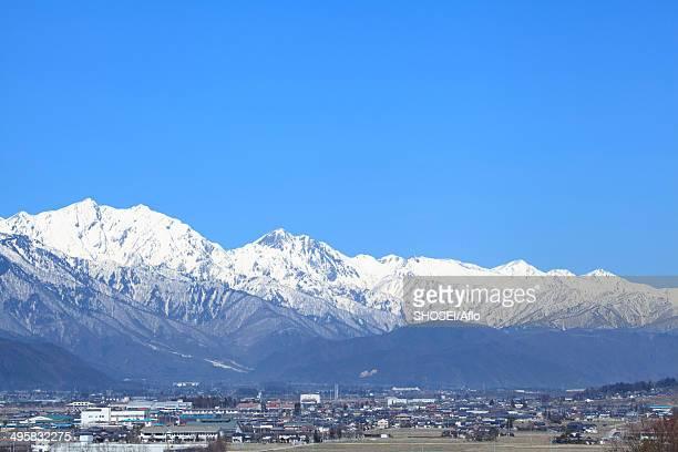 Northern Alps, Nagano Prefecture, Japan