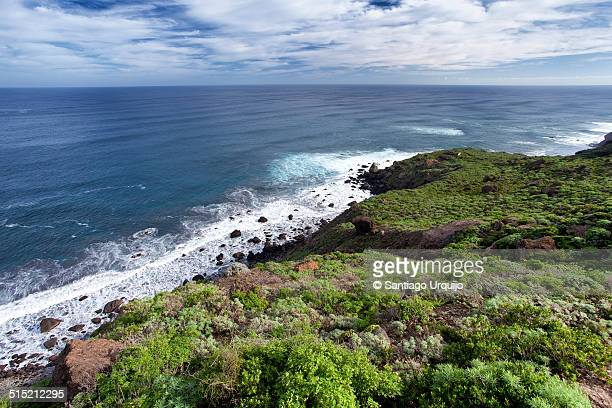 Northern coast of Anaga Rural Park