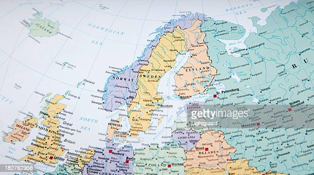 北ヨーロッパ