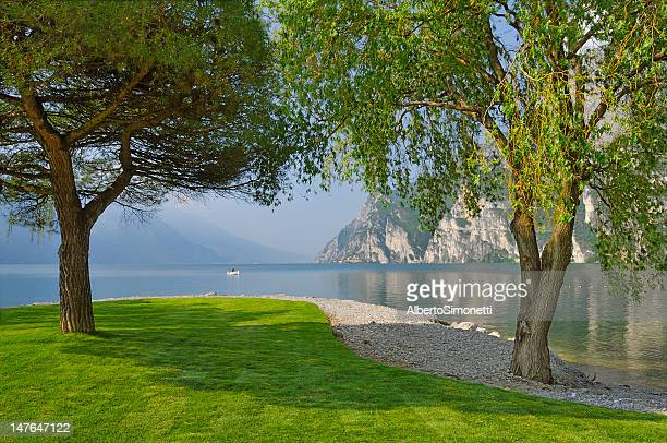 Northern del Lago di Garda (Italia
