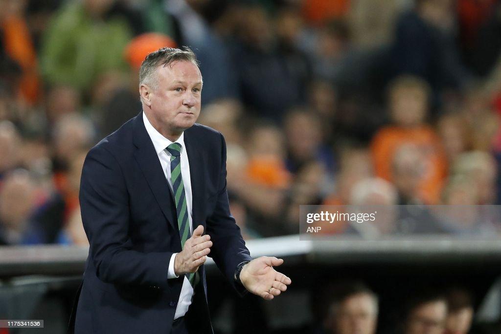 "UEFA EURO 2020 qualifier group C""The Netherlands v Northern Ireland"" : News Photo"