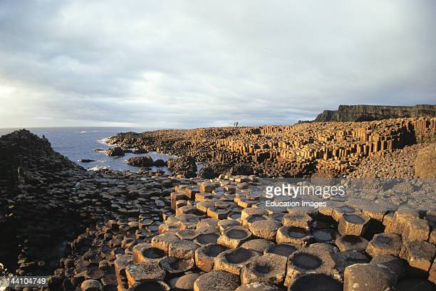 Northern Ireland County Antrim Giant'S Causeway