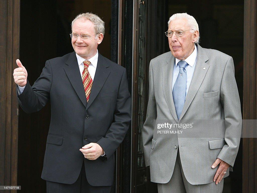 Rev Ian Paisley Dies At 88